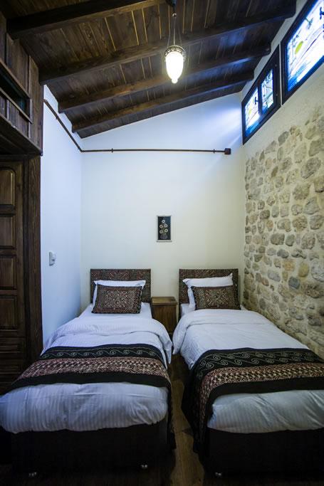 Kavinn Butik Otel Double Room ( Twin Bed )